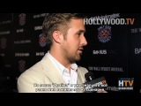 RUS SUB  Ryan Gosling premieres new movie in New York - Hollywood.TV